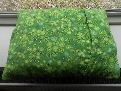 """Thermarest Compressible Travel Pillow Green Meadow Small 13"""" x 17"""""""