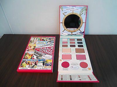 THE BALM Cosmetics  VOYAGE  Travel Palette VOL.II  NEW  UK   DAMAGED