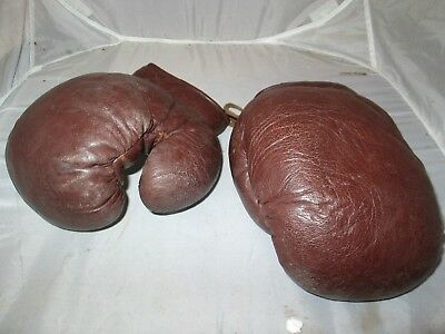 Small Leather Boxing Gloves