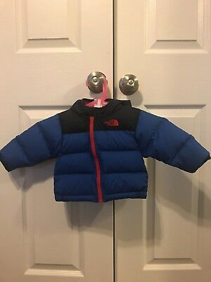 North Face Coat Baby 3-6 Month