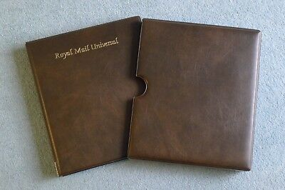 Royal Mail Universal First Day Covers Album + Slipcase + 20 leaves (80 capacity)