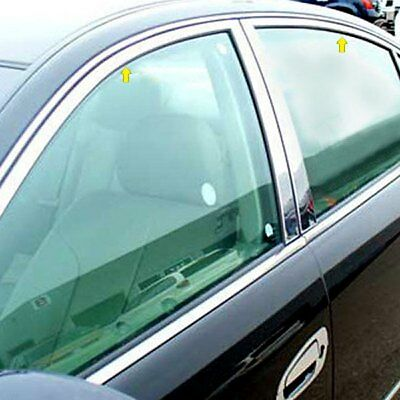 For Nissan Altima 2007-2012 SAA WP27550 Polished Window Trim Package