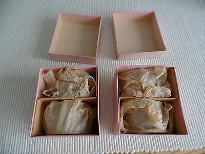 NEW Four Silver Plated Napkin Rings with Gibraltar Crest all in original Boxes