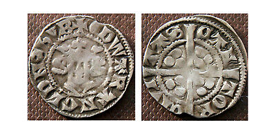 Edward I Penny, Canterbury Mint
