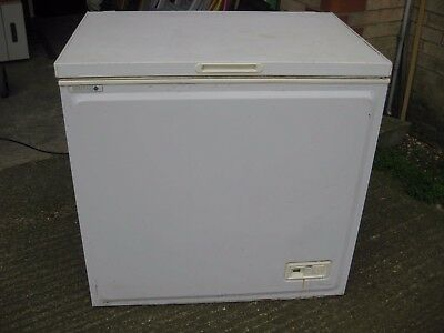 Norfrost Chest Freezer, The New ICEAGE - C6EE-H - White  - Working - 85cm wide