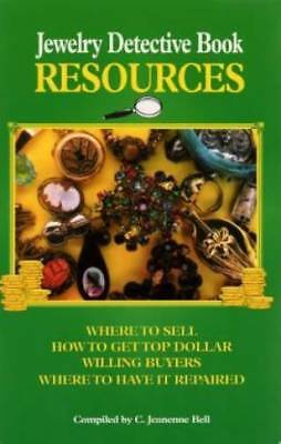 Jewelry Detective Book Resources book How-to Sell ++