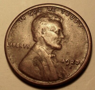 1923s Lincoln Cent
