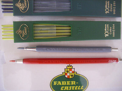 A.W.Faber Castell Tk 9420 Germany  Color