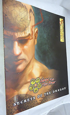 Clan War Legend five rings Secrets of the Dragon Oriental adventures book