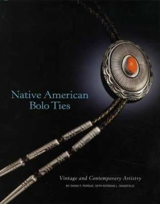 Native American Indian Bolo Ties Collector Guide -  Navajo Zuni & More
