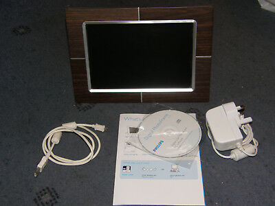 Philips 10FF2 Digital Photo Frame -  Picture Display Slideshow - 10 inch screen