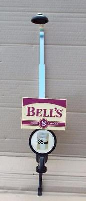 Bells 35 ml. Optic on Holder. Drink / Alcohol / Pub / Mancave.