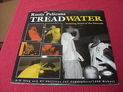 "Rusty Pelicans ‎– Tread Water  . US 2000  12""    BRAND NEW SEALED"