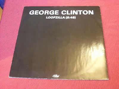 George Clinton: Loopzilla  orig UK 12""