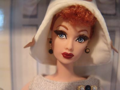 """I Love Lucy""  Doll Lucy Gets a Paris Gown New Episode 147"
