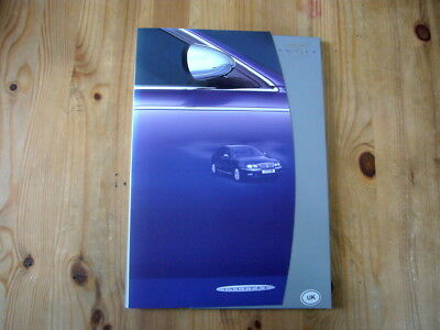Rover 75 Seville launch press kit, 1999, excellent condition, rare & original