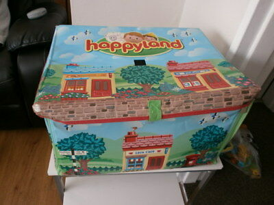 Elc Happyland Storage Box / Play Mat - 2 In One