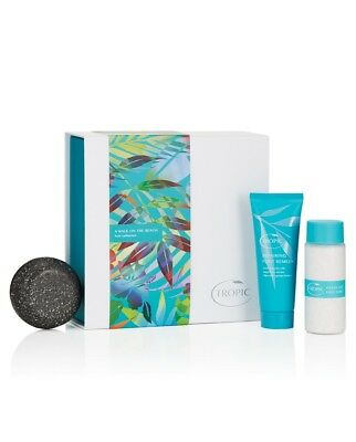 Tropic Skincare,-A walk on the beach Footcare collection, BNIB, rrp £24