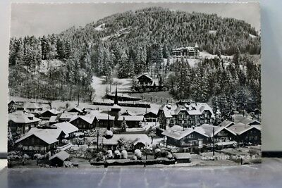 Switzerland Gstaad MOB Postcard Old Vintage Card View Standard Souvenir Postal