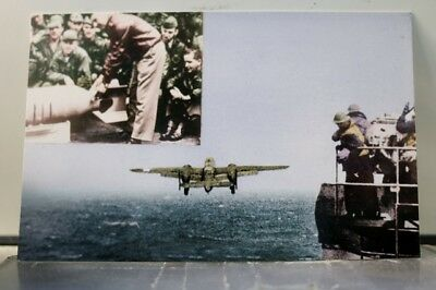 Military World War II Doolittle Did a Lot Postcard Old Vintage Card View Post PC