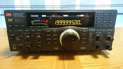 Jrc Nrd-545 Dsp Hf/vhf/uhf Wide Band Communications Receiver With Che-199