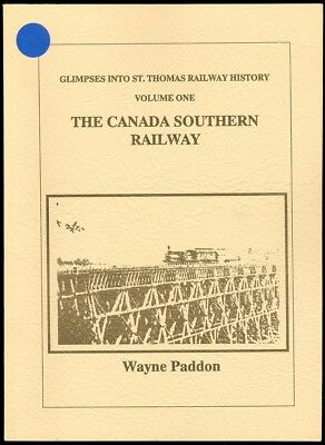 Softcover The Canadian Southern Railway Vol. 1