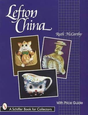 Lefton China Collectors Guide incl Figurines Animals Marks ID & More
