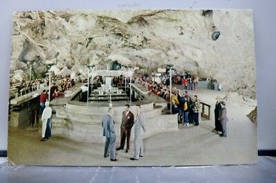 New Mexico NM Carlsbad Caverns Lunch Room Postcard Old Vintage Card View Post PC