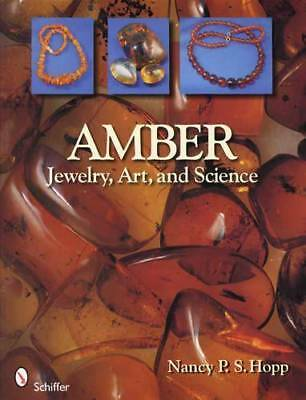 Amber Collector Guide - Jewelry, Mineral & Vintage, ID, History, Specimens, More