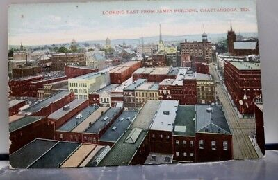 Tennessee TN Chattanooga Postcard Old Vintage Card View Standard Souvenir Postal