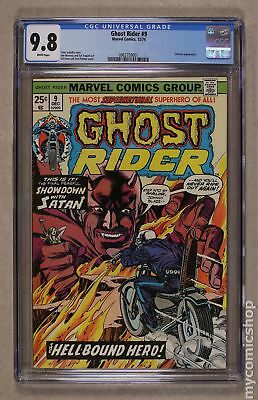 Ghost Rider (1973 1st Series) #9 CGC 9.8 0962759001