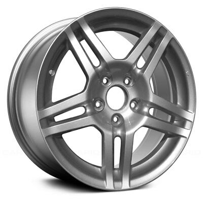 wheels skateboard parts skateboarding longboarding outdoor 1985 Pontiac Firebird for acura tl 07 08 17x8 5 double spoke silver alloy factory wheel remanufactured