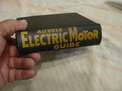 Audel's electric Motor guide