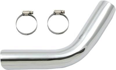 Paughco Heat Shield for 719/720 Pipes Chrome Front Harley Davidson Sportster