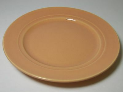 Vintage Gladding McBean Franciscan Montecito Pattern CORAL Bread Butter Plate F