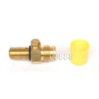 Paintball Co2 tank Pin Valve Thread Cover