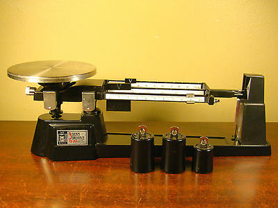 My Weigh TRIPLE BEAM BALANCE MB-2610 Weight Weighing Scale 2610g