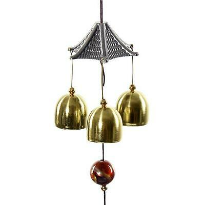 Great Sound Bronze Color Bells Wind Chimes 1