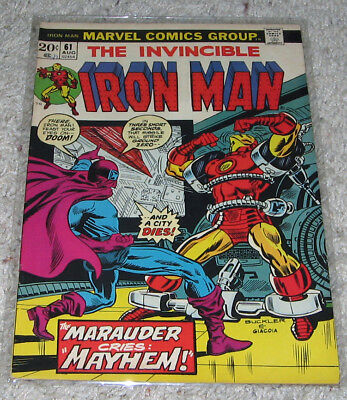 Iron Man 61 Marauder   Spiderman Homecoming Avengers Infinity War Lot