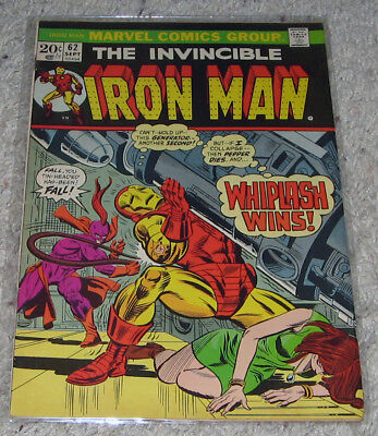 Iron Man 62 Whiplash  Spiderman Homecoming Avengers Infinity War Lot