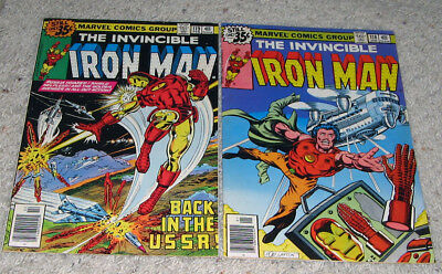 Iron Man 118 119 1st Rhoddy    Spiderman Homecoming Avengers Infinity War Lot
