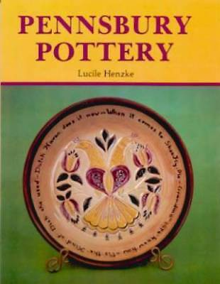 Pennsbury Pottery by Lucile Henzke