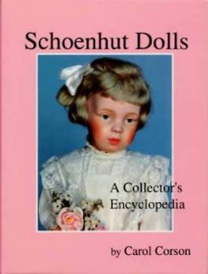Schoenhut Dolls Ref Book 1911 Up Wood Mankin Miss Dolly