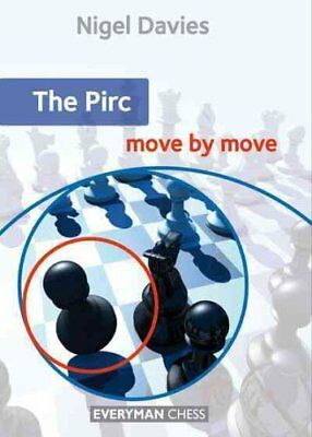 Pirc Move by Move by Nigel Davies 9781781943205 (Paperback, 2016)