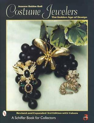 Vintage Costume Jewelry by Famous Designers Price Guide incl Trifari & Others
