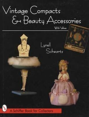 Collector ID - Vintage Compacts & Vanity Purses, Cosmetic Accessories c1910-1940