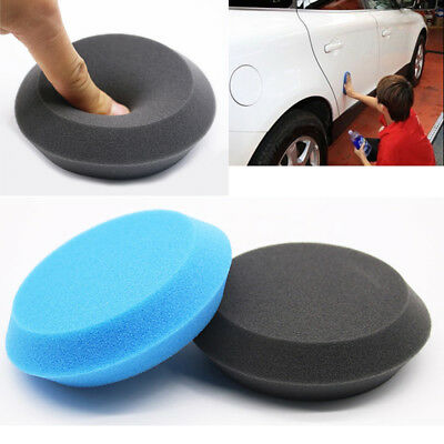 1pc Car Foam Waxing Pads Vehicle Sponge Applicator Clean Paint Polish Polishing