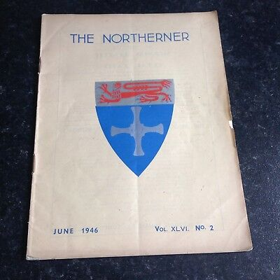 1946 The Northerner, The Magazine Of Kings College,Newcastle Upon Tyne