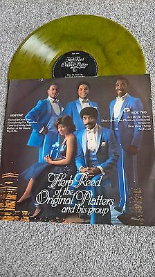 Herb Reed Of The Original Platters And His Group - Lp - Yellow Marbled Col Vinyl