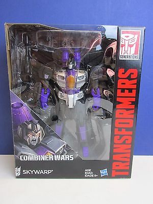 NEW transformers SKYWARP ACTION FIGURE COMBINER WARS leader class T76